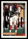 1992 Topps #302  Eric Thomas  Front Thumbnail