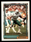 1992 Topps #335  Harry Galbreath  Front Thumbnail