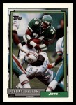 1992 Topps #305  Johnny Hector  Front Thumbnail