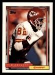 1992 Topps #505  Tim Barnett  Front Thumbnail