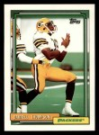 1992 Topps #589  Darrell Thompson  Front Thumbnail