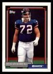 1992 Topps #640  Doug Riesenberg  Front Thumbnail