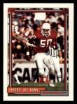 1992 Topps #550  Freddie Joe Nunn  Front Thumbnail