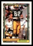 1992 Topps #561  Matt Brock  Front Thumbnail