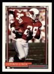 1992 Topps #504  Lorenzo Lynch  Front Thumbnail