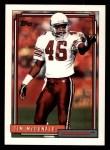 1992 Topps #648  Tim McDonald  Front Thumbnail