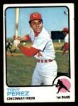 1973 Topps #275  Tony Perez  Front Thumbnail