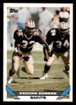 1993 Topps #7  Vaughn Dunbar  Front Thumbnail