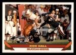 1993 Topps #4  Ron Hall  Front Thumbnail