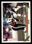 1993 Topps #139  Marvin Washington  Front Thumbnail
