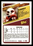 1993 Topps #8  Mike Jones  Back Thumbnail