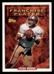 1993 Topps #88  Steve Young  Front Thumbnail