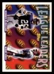 1993 Topps #216  Audray McMillian  Front Thumbnail