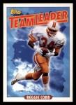 1993 Topps #183   -  Reggie Cobb Buccaneers Leaders Front Thumbnail