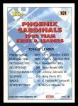 1993 Topps #181   -  Ricky Proehl Cardinals Leaders Back Thumbnail