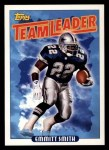 1993 Topps #173   -  Emmitt Smith Cowboys Leaders Front Thumbnail