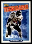 1993 Topps #273   -  Marion Butts Chargers Leaders Front Thumbnail