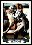 1993 Topps #260  Robert Blackmon  Front Thumbnail