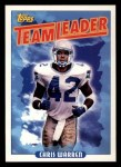 1993 Topps #274   -  Chris Warren Seahawks Leaders Front Thumbnail
