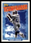 1993 Topps #174   -  Barry Sanders Lions Leaders Front Thumbnail