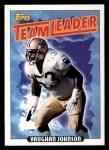 1993 Topps #178   -  Vaughan Johnson Rams Leaders Front Thumbnail