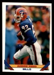 1993 Topps #420  Andre Reed  Front Thumbnail