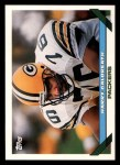 1993 Topps #354  Harry Galbreath  Front Thumbnail