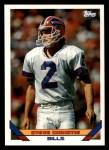 1993 Topps #361  Steve Christie  Front Thumbnail