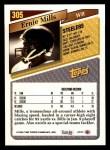 1993 Topps #305  Ernie Mills  Back Thumbnail