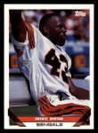 1993 Topps #386  Mike Brim  Front Thumbnail