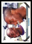 1993 Topps #395  Rocket Ismail  Front Thumbnail