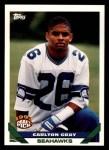 1993 Topps #483  Carlton Gray  Front Thumbnail