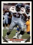 1993 Topps #655  Moe Gardner  Front Thumbnail