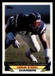 1993 Topps #514  Leslie O'Neal  Front Thumbnail