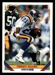 1993 Topps #639  Terry Allen  Front Thumbnail