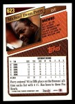 1993 Topps #623  Michael Dean Perry  Back Thumbnail