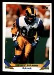 1993 Topps #557  Henry Ellard  Front Thumbnail