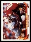 1993 Topps #494  Demetrius DuBose  Front Thumbnail