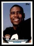 1993 Topps #650  Patrick Bates  Front Thumbnail