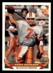 1993 Topps #566  Craig Erickson  Front Thumbnail