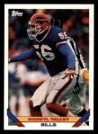 1993 Topps #541  Darryl Talley  Front Thumbnail