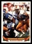 1993 Topps #540  Broderick Thomas  Front Thumbnail