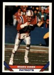 1993 Topps #526  Marv Cook  Front Thumbnail