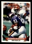1993 Topps #513  Ricardo McDonald  Front Thumbnail