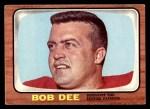 1966 Topps #5  Bob Dee  Front Thumbnail