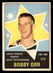 1968 O-Pee-Chee #214   -  Bobby Orr Norris Cup Front Thumbnail