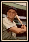 1953 Bowman #58  Willard Marshall  Front Thumbnail