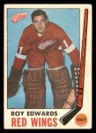 1969 O-Pee-Chee #56  Roy Edwards  Front Thumbnail