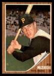 1962 Topps #353  Bill Mazeroski  Front Thumbnail