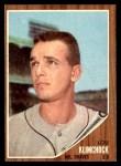 1962 Topps #259  Lou Klimchock  Front Thumbnail